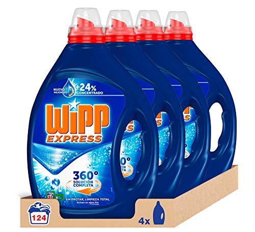 Wipp Express Detergente Líquido Azul -...