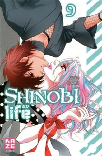 Shinobi life Vol.9