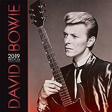 David Bowie 2019 - 18-Monatskalender (Wall-Kalender)
