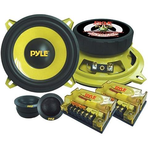 Pyle PLG5C - Pareja de altavoces 2 vías de 300 vatios
