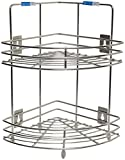 Kitchen Mart Stainless Steel Corner Rack...