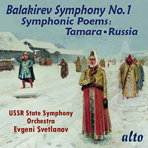 Symphonie N 1/Poemes Symphoniques