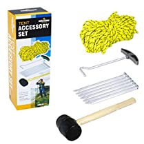 Pack accesorios camping 4
