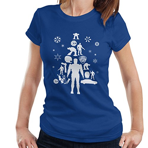 robocop-christmas-tree-silhouette-womens-t-shirt
