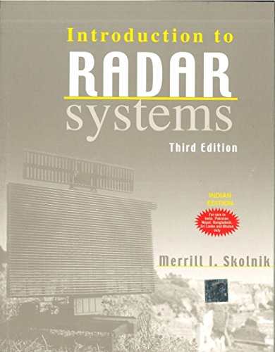 Introduction to Radar (3 Radar)