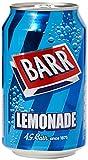 Barr Lemonade Cans, 330 ml, Pack of 24