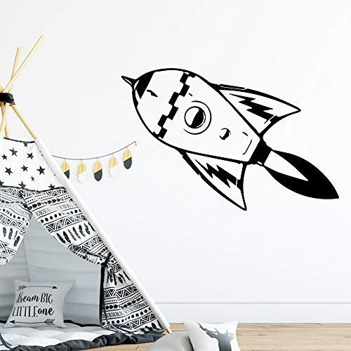 e Wandaufkleber Von Einrichtungs Dekorative Wandaufkleber Für Schlafzimmer Dekoration Home Party Decor Tapete XL 58 cm X 88 cm ()