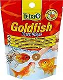 Tetra Tetra Goldfish FunTips (20 Futtertabletten für Goldfische, haften an der Scheibe), 9er Pack (9 x 8 g Beutel)