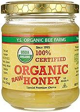 Y.S. Eco Bee Farms, 100% Certified Organic Raw Honey, 8.0 Oz (226 G)