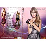 TAYLOR SWIFT MUSIC VIDEO DVD. GREATEST HITS JEWEL BOX EDITION EXCLUSIVE PROMO FOR HOME USE