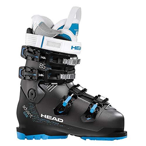 HEAD Damen Advant Edge 85 Skischuhe, Anthracite/Black, 250