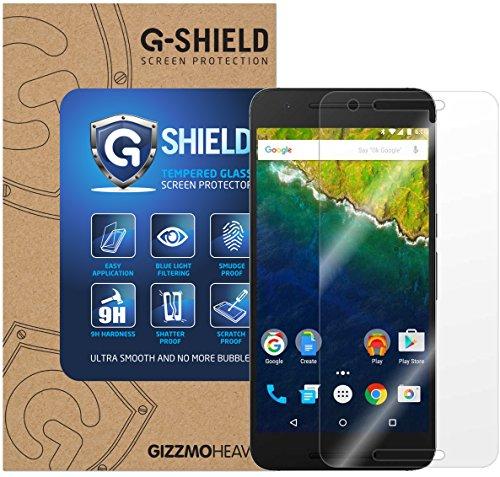 G-Shield Bildschirmschutzfolie für Huawei Google Nexus 6P Hartglas Schutzfolie