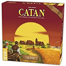 Devir - Juego de mesa Catan, en catalán (BGCAT)