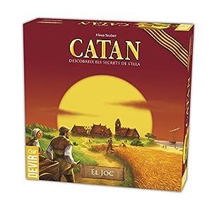 Devir – Catan, juego de mesa – Idioma catalán (BGCAT)
