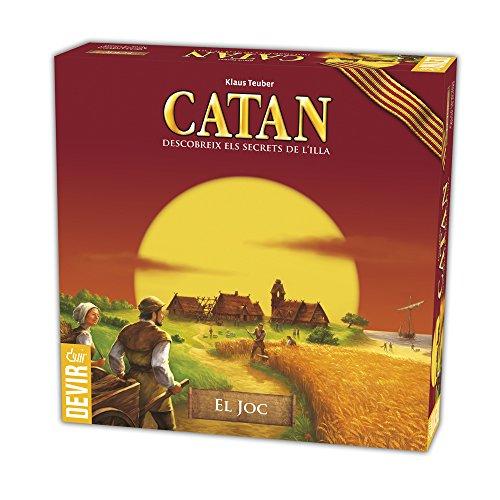 Foto de Devir Catan, juego de mesa (BGCAT) - Idioma catalán