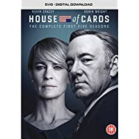 House of Cards - Season 01/House of Cards - Season 02/House of Cards - Season 03/House of Cards - Season 04/House of Cards - Season 05 - Set