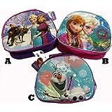 Disney Frozen Oficial UK Bolsa de almuerzo 3diseños Anna Elsa Olaf