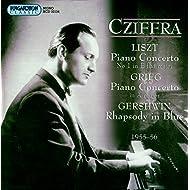 Grieg: Piano Concerto / Liszt: Piano Concerto No. 1 / Gershwin: Rhapsody in Blue