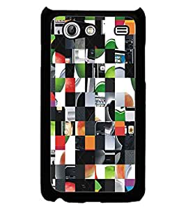 PRINTSWAG PUZZLE Designer Back Cover Case for SAMSUNG GALAXY S ADVANCE