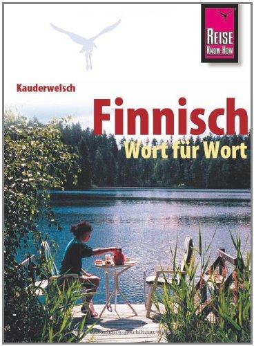 Kauderwelsch, Finnisch Wort für Wort