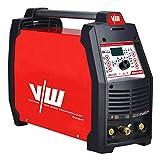 Schweißgerät AC/DC WIG 200 Puls Mit Plasmaschneider ALU TIG MMA E-Hand Inverter 5 in1, 5 Jahre Garantie,Newyork2500