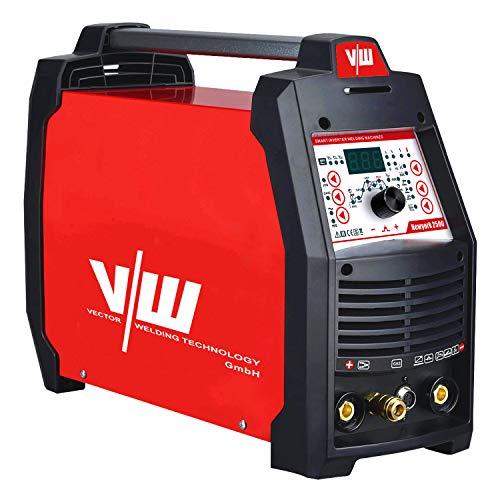 Inverter Schweißgerät AC/DC WIG 200 Pulse Mit Plasmaschneider ALU TIG MMA E-Hand 5 in1,PWM Und IGBT,5 Jahre Garantie,Newyork2500