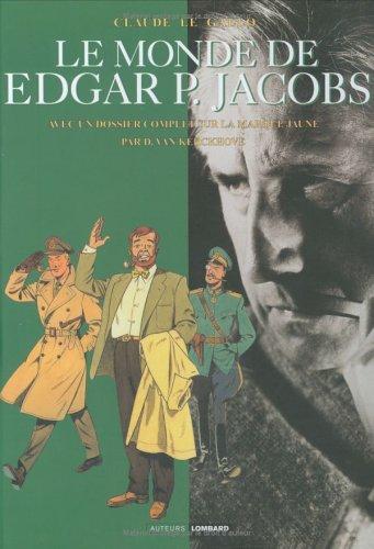 Le Monde d'Edgard P. Jacobs par Le Gallo