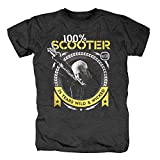 Scooter Best Of Album Cover T-Shirt (S)