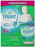 Opti-Free PureMoist Pflegemittel, Vorratspackung (2 x 300ml)