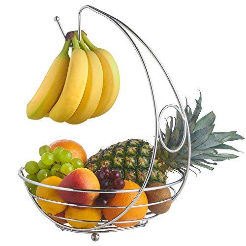 vonshef-fruit-bowl-fruit-holder-wire-display-basket-with-banana-hanger-hook-chrome