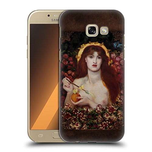 Offizielle Brigid Ashwood Rossetti 1 Präraffaeliten Ruckseite Hülle für Samsung Galaxy A5 (2017)