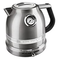 KitchenAid Pro Line Sugar Pearl Silver 1.5 Liter Electric Kettle