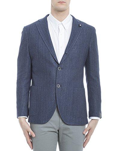 lardini-hombre-ecrp485911-azul-algodon-blazer