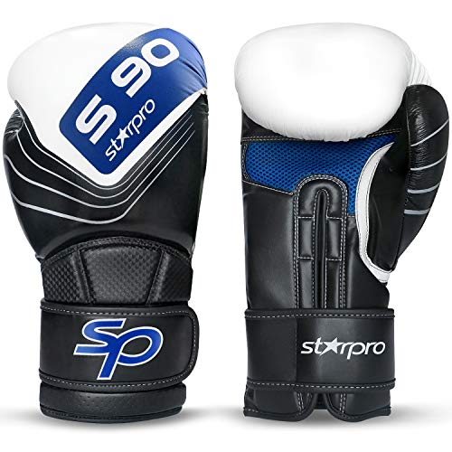 Premium MMA Handschuhe - Profi Kampfsport Boxhandschuhe für Herren - Box Handschuh für UFC, Kickboxen, Boxsack Training - Boxing Gloves/Kampfhandschuhe