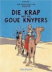 Die Avonture Van Kuifie: Die Krap Met Die Goue Knypers