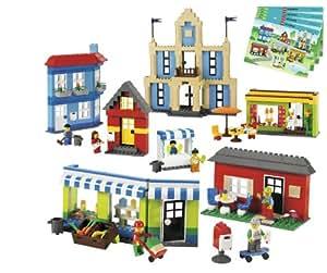 """Lego-boite Maxi """"la Ville"""" Lego, 843 Pieces [Jouet]"""