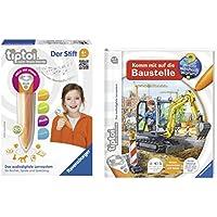 Ravensburger Tiptoi® Bambini Set–00700tiptoi penna con Player e libro wieso? weshalb? Perché? Comunione con la costruzione su Stelle nel Set