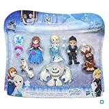 Hasbro Disney Frozen C1118EU4 - Set de Figuras de Frozen, pequeño Reino