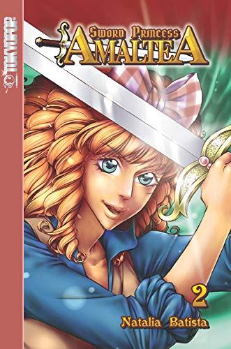 Sword Princess Amaltea manga volume 2 (English Edition)