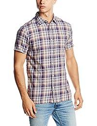 JACK & JONES VINTAGE Herren Freizeithemd Jjvmaywood Shirt S/S One Pocket