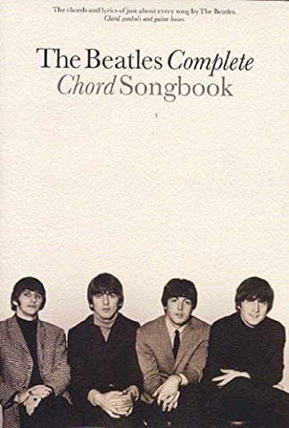 The Beatles Complete Chord Songbook. Für Text & Akkorde(mit Akkordsymbolen) (Beatles Christmas Time)