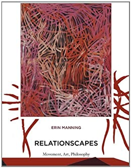 Relationscapes: Movement, Art, Philosophy (Technologies of Lived Abstraction) (English Edition) von [Manning, Erin]