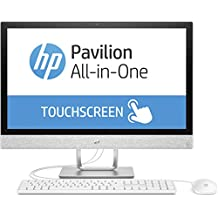 "HP Pavilion 24-r061ng 2.9GHz i7-7700T 23.8"" 1920 x 1080Pixeles Pantalla táctil Blanco PC todo en uno - Ordenador de sobremesa All in One (60,5 cm (23.8""), Full HD, 7ª generación de procesadores Intel® Core™ i7, 16 GB, 1128 GB, Windows 10 Home)"