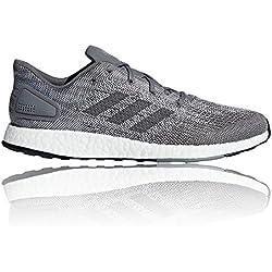 huge selection of bdde0 0ee61 Adidas Pureboost DPR, Zapatillas de Trail Running para Hombre, Gris  (Gridos Gricua