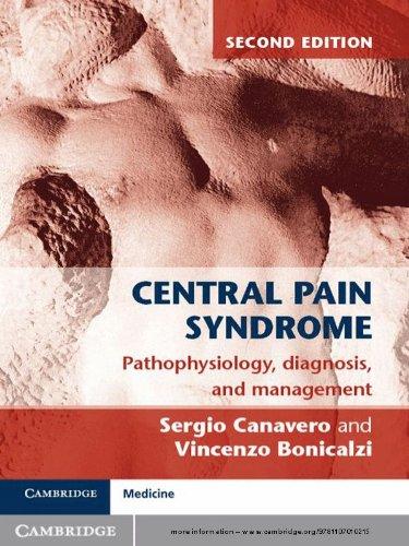 Como Descargar En Bittorrent Central Pain Syndrome (Cambridge Medicine (Hardcover)) Novelas PDF
