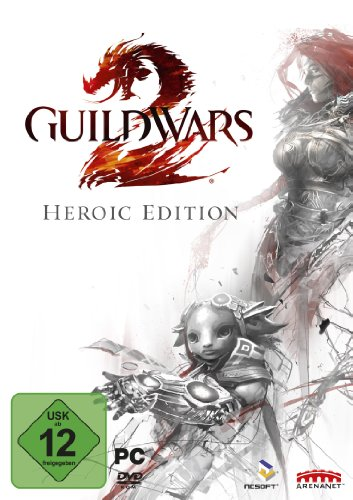 Guild Wars 2 - Heroic Edition (Guild Mac Wars)