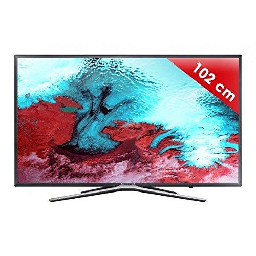 """Samsung UE40K5500 TV Ecran LCD 40 """" (101 cm) 1080 pixels Tuner TNT 400 Hz"""