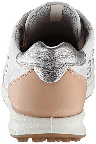 Voici Street Evo One, Chaussure De Golf Pour Femme Blanche / Minérale
