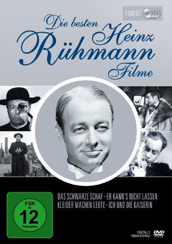 Bild von Heinz Rühmann - Die besten Heinz Rühmann Filme [4 DVDs]