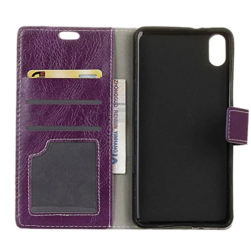 AddGuan iPhone 8/7 Case,Portafoglio Coperture Telefoniche Cuoio PU Avanzato ,Flip Custodia Case Adatto Per iPhone 8/7 Case (Blu) Porpora